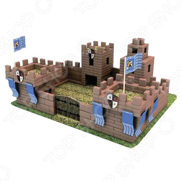 Конструктор из кирпичиков Karras «Крепость» каррас каррас конструктор крепость из кирпичиков 600 деталей