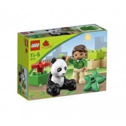 фото Конструктор LEGO Панда