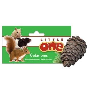 Купить Лакомство для грызунов Little One «Кедровая шишка»