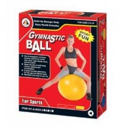 фото Мяч гимнастический Shantou Gepai 626613. В ассортименте