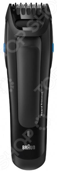 Машинка для стрижки Braun BT 5010Триммеры<br>Машинка для стрижки Braun BT 5010 это компактная машинка для стрижки бороды и усов. У машинки эргономичный корпус, лезвия сделаны из высококачественной нержавеющей стали. Работает около 50 минут без перерыва, а заряжается около 1 часа. Длина стрижки от 1 до 10 мм. Настройка длины стрижки осуществляется с помощью регулятора.<br>