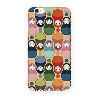 Купить Чехол для iPhone 6 Mitya Veselkov «Матрешки»