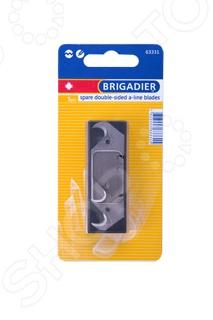 Лезвия для ножа Brigadier для удаления изоляции лезвия сменные для ножей brigadier 63350
