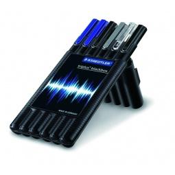 Купить Набор пишущих принадлежностей Staedtler Blackbox 34SB6B