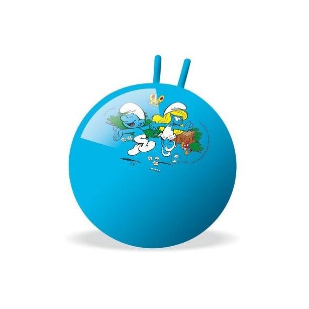 фото Мяч-попрыгун Mondo «Смурфы»
