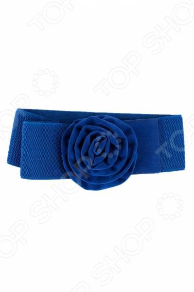 Ремень Mondigo 0095. Цвет: синий