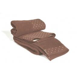 фото Комплект полотенец из махры Tete-a-Tete Т-МП-7451-04. Цвет: коричневый