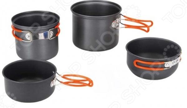 Набор портативной посуды Fire-Maple FMC-208 чайник fire maple firemaple fmc xt1 kettle242g 0 8 fmc xt1