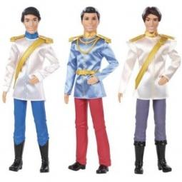 фото Кукла Mattel «Принц». В ассортименте