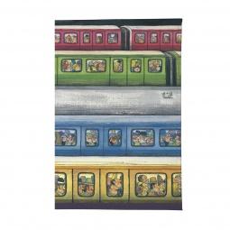 фото Обложка для паспорта Mitya Veselkov «Электрички»
