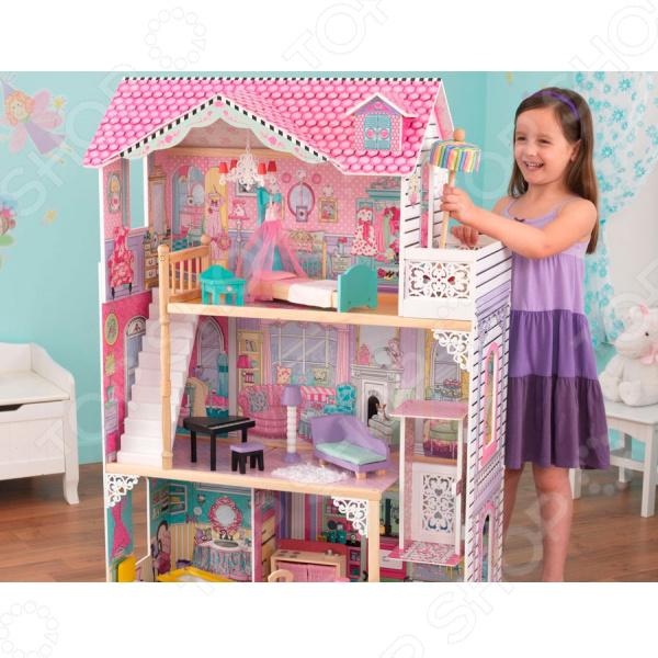 Дом для кукол  смотреть
