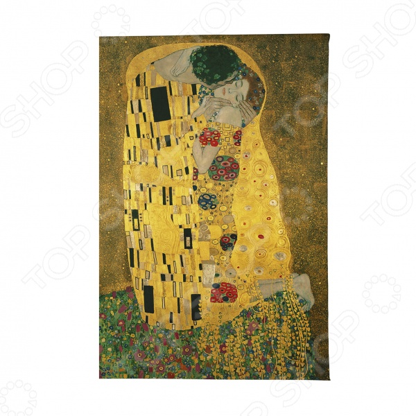Обложка для автодокументов Mitya Veselkov «Поцелуй Климта» часы поцелуй климта mitya veselkov часы поцелуй климта
