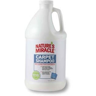 Купить Уничтожитель пятен и запахов от животных 8 in 1 CarpetShampoo