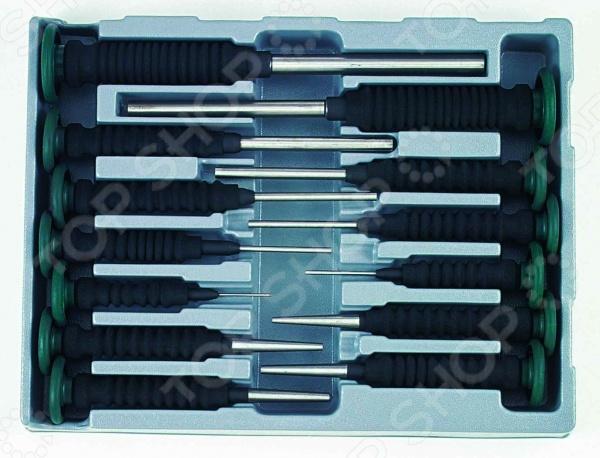 Набор бородков Force F-5138 набор инструмента force f 41082