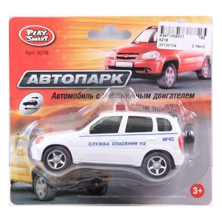 Купить Машина инерционная PlaySmart Р41351