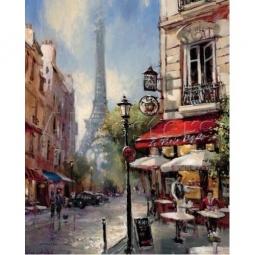 фото Картина Феникс-Презент «Улицы Парижа»
