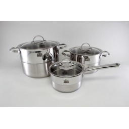 фото Набор кухонной посуды Stahlberg MIRANDA 1737-S