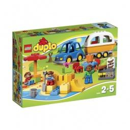 фото Конструктор игровой LEGO «Отдых на природе»