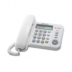 фото Телефон Panasonic KX-TS2358. Цвет: белый
