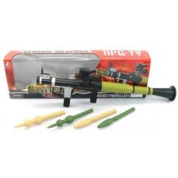 фото Оружие игрушечное Shantou Gepai «Базука» LY202