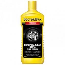 Купить Полировальная паста для хрома Doctor Wax DW 8317