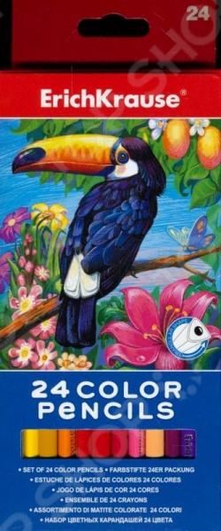 Набор карандашей цветных Erich Krause 32480