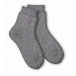фото Носки детские Teller Wool Cotton. Цвет: серый