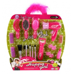 фото Игровой набор парикмахера Shantou Gepai Happy girl BJ1292