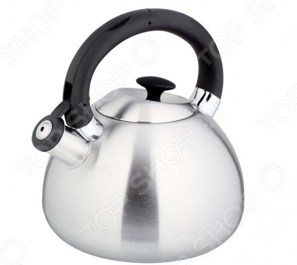 Чайник со свистком Bekker BK-S521 чайник bekker koch со свистком 2 л bk s485