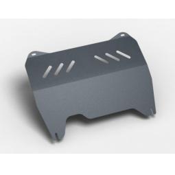 Комплект: защита картера и крепеж Novline-Autofamily Chevrolet Malibu 2013: 2,4 бензин АКПП - фото 4