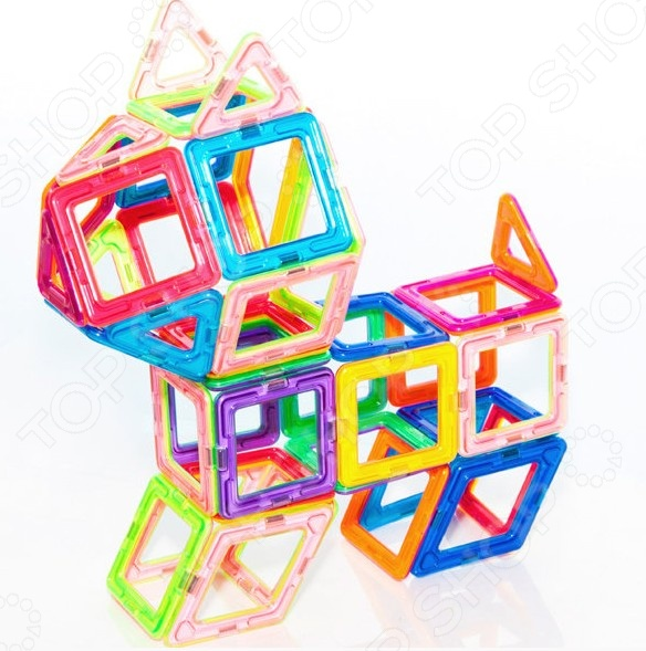 Конструктор магнитный МагМастер «Эксперт»Магнитные конструкторы<br>Конструктор магнитный МагМастер Эксперт это интересная и занимательная игрушка, которая представляет собой конструктор для подросших детей. Игрушка развивает детскую фантазию, воображение и пространственное мышление. Она состоит из множества оригинальных деталей, которые могут быть собраны в обозначенную фигурку. Детали изготовлены из высококачественного пластика и металла. Свойства магнитов притягиваться и отталкиваться обязательно понравится детям. Кроме того, им наверняка понравится возможность строить большие конструкции с применением этих деталей.<br>