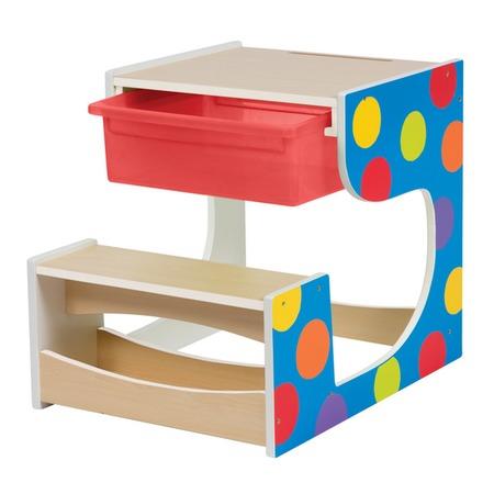 Купить Стол-парта со скамейкой Alex 713N