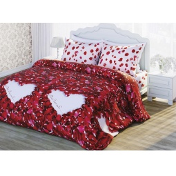 фото Комплект постельного белья Комфорт «Страстная ночь». 2-спальный