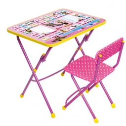 Купить Набор мебели детский Ника «Умничка»