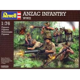 Купить Пластиковые модели Revell «Австралийско-Новозеландский армейский корпус»