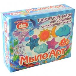 Купить Набор для изготовления мыла ДЕТИ АРТ «Мыло Арт. Небо»