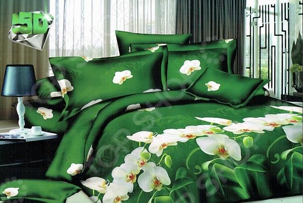 Комплект постельного белья с эффектом 5D Мар-Текс «Джани» HL122. ЕвроКомплекты постельного белья Евро<br>Комплект постельного белья с эффектом 5D Мар-Текс Джани HL122. Евро оригинальное белье для создания уюта и комфорта! Человек треть своей жизни проводит в постели, и от ощущений, которые вы испытываете при прикосновении к простыням или наволочкам, многое зависит. Чтобы сон всегда был комфортным, а пробуждение приятным, мы предлагаем вам этот комплект постельного белья. Приятный цвет и высокое качество комплекта гарантирует, что атмосфера вашей спальни наполнится теплотой и уютом, а вы испытаете множество сладких мгновений спокойного сна. Фотопечать 5D это красочные, объемные, реалистичные рисунки, нанесенные на ткань методом реактивной, многопиксельной печати. Постельные принадлежности с 5D эффектом имеют более глубокий и сочный рисунок, благодаря подбору правильной комбинации пигментов и особой технологии нанесения рисунка. Такой эффект создает живую картину в вашей спальне. Преимущества белья:  Богатая расцветка;  Высокое качество сырья;  Используются безопасные пигменты при окрашивании;  Реалистичное изображение.<br>