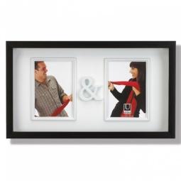 Купить Рамка для двух фотографий Umbra You&Me