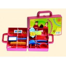 фото Игровой набор для девочки Эра «Кукольный парикмахер»