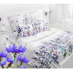 фото Комплект постельного белья Сова и Жаворонок «Свежесть» 19022/2. 1,5-спальный. Размер наволочки: 50х70 см