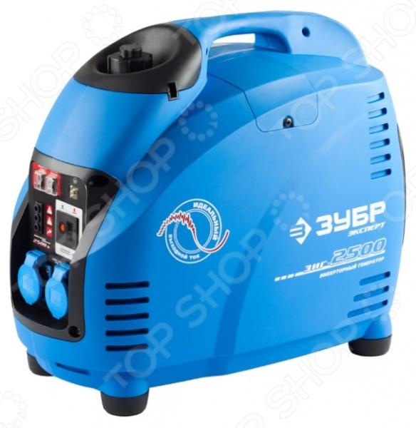 Генератор бензиновый Зубр ЗИГ-2500 бензиновый генератор hyundai hhy3000f в белгороде