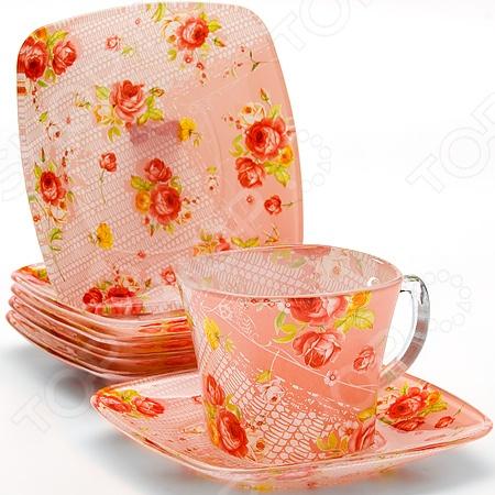 лучшая цена Чайный набор Loraine LR-24128