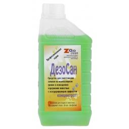фото Жидкость для уничтожения запахов Zoo Clean концентрированная «ДезоСан»