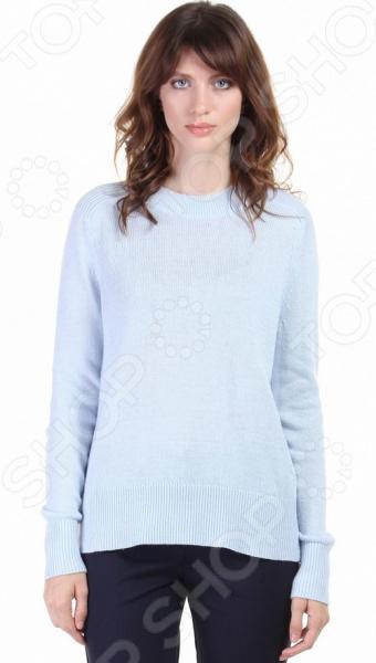 Джемпер Baon B166525Джемперы. Кардиганы. Свитеры<br>Стильный джемпер на каждый день! Джемпер Baon B166525 это элегантная вещь из мягкой ткани, очень приятной телу. Замечательный дизайн сделает ее центральной деталью неповторимого образа, а грамотный покрой подойдет женщинам с любой фигурой. Джемпер станет изысканной частью торжественного образа, а также хорошо подойдет для повседневной работы и отдыха.  Универсальная длина прекрасно скроет недостатки фигуры, подчеркнув при этом достоинства. Если вы хотите выглядеть стильно в любое время года, то обязательно приобретите несколько разноцветных джемперов. Однотонный цвет всегда удачно гармонирует с другой одеждой. Попробуйте надеть джемпер с черным костюмом и яркий цвет станет центральной частью вашего образа. Если же вы предпочитаете стиль кэжуал , то такой джемпер всегда будет хорошо гармонировать с джинсами.  Изделие превосходно садится по фигуре, принимает исходную форму после использования, не линяет и не скатывается. Каждое изделие обрабатывается паром под давлением, за счет чего изделие приобретает свою форму и не теряет ее даже после стирки. Оцените преимущества бренда Baon  Подойдет как для повседневного ношения, так и для создания офисных образов.  Подчеркнет модность вашего гардероба.  Выполнен из качественных материалов.  Легок в уходе, не линяет, не садится при стирке.<br>