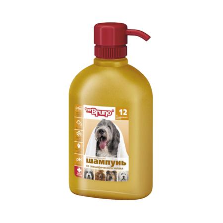 Купить Шампунь для собак Mr.Bruno №12 дезодорирующий от специфического запаха