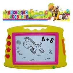 фото Доска для рисования магнитная Shantou Gepai «Учись играя!» GB218R. В ассортименте