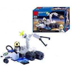 фото Конструктор игровой Brick Star Exploring Vehicle «Планетоход»