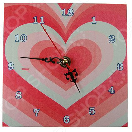 Часы настольные «Сердце» 38247Часы настольные<br>Часы настольные Сердце 38247 это не просто милая деталь интерьера, но и самая необходимая вещь для планирования дня! Представить свою жизнь без часов невозможно, особенно в современном мире, где на счету каждая минута. Настольные часы помогут подчеркнуть индивидуальность вашего интерьера, вы можете подобрать подходящую модель для каждой комнаты. Кварцевый механизм очень надёжен, питание происходит от батарейки типа АА. За часами очень просто ухаживать, достаточно протереть сухой тряпочкой и часы будут как новые, идеально подойдёт ткань из микрофибры.<br>