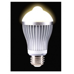 фото Лампа светодиодная с датчиком движения S-LED40L
