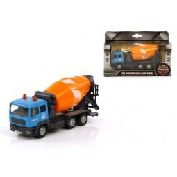 фото Модель коллекционная Пламенный Мотор «СтройТранс. Бетономешалка»